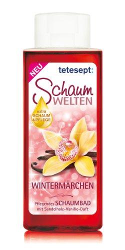 tetesept Schaumwelten Wintermärchen, 400 ml