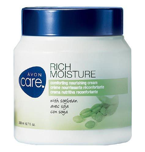 Avon Rich Moisture Cream (Avon Rich Moisture Comforting Nourishing Cream with)