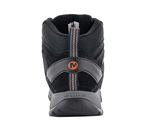 J09599 Thermo Phoenix BLACK 43 2 Merrell Chaussures homme 5 Mid Chaude wCIR7Sq