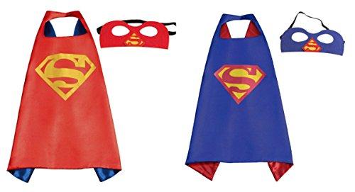 Athena Dress Up - Blue & Red Superman