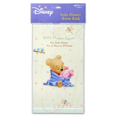 Winnie The Pooh Baby Shower Invitations - Pooh Baby Days Shower Games