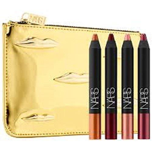 NARS Man Ray THE KISS Velvet Matte Lip Pencil Set by Arvesa