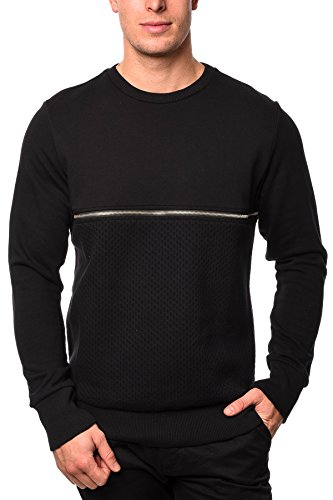 S-Dry Sweatshirt in Black (L, Black)