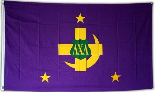 Lambda Chi Alpha 3′ X 5′ Flag