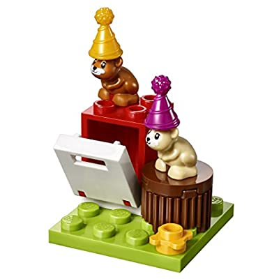 LEGO Friends Party Train 41111: Toys & Games