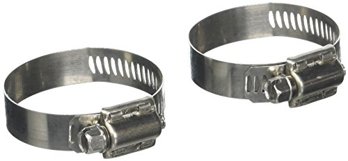 Swimline Sturdy Hose Clamps (2 Pack)