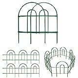 Amagabeli Decorative Garden Fence 18 in x 50 ft