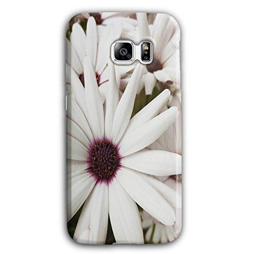 Camomile Blossom Flower Beauty NEW Black 3D Samsung Galaxy S6 Edge Plus Case | Wellcoda