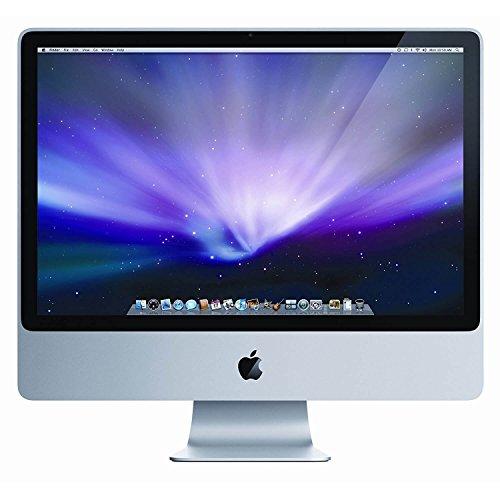 Apple iMac MB418LLA Intel Core 2 Duo E8135 X2 2.66GHz 4GB 640GB 24