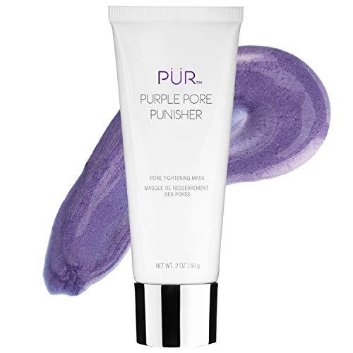 (PÜR Purple Pore Punisher Pore-Tightening Face Mask, 2 Ounce )
