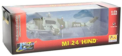 Easy Model 1:72 - Mi-24 Hind - Czech Republic Air Force No.0 - Mi 24 Hind Helicopter