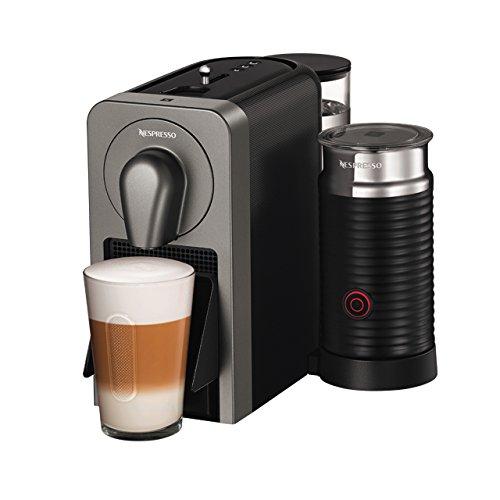 73 opinioni per Nespresso PRODIGIO&Milk con Aeroccino XN411TK Macchina per espresso di Krups,