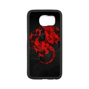 Targaryen Artwork Samsung Galaxy S6 Cell Phone Case White&Phone Accessory STC_023475