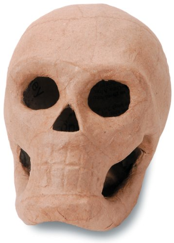 paper-mache-3-d-skull-ready-to-paint-or-decorate