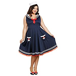 Dreamgirl Women's Aboard Plus Size