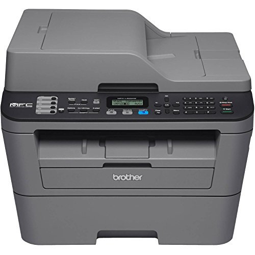 Brother MFC-L2680W Laser All-in-One Printer/Copier/Scanner/Fax Machine -
