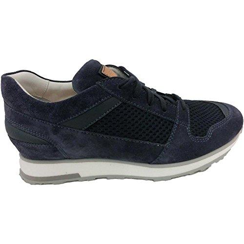 SANTONI , Baskets pour homme bleu bleu 42 EU