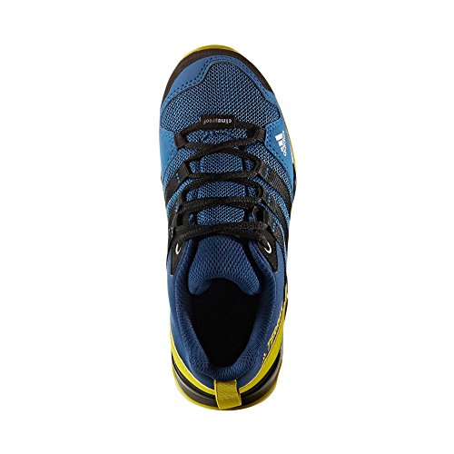 Adidas Terrex Ax2R Cp K, Scarpe da Escursionismo Unisex – Bambini, Blu (Azubas/Negbas/Limuni), 38 EU