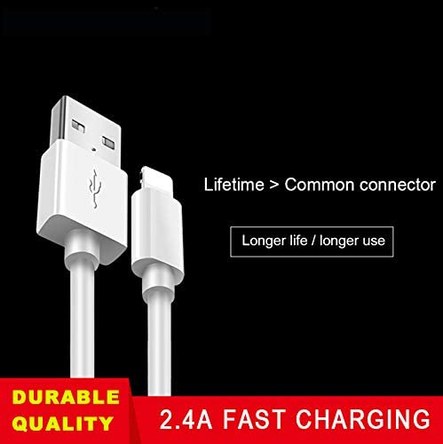 iPad Phone case Fast and Compatible 10 Pack of 3.3 feet Charging Cable iPhone Charging Cable//Data sync Fast USB Charging Cable Compatible with iPhone X Phone case//8//8 Plus//7//7 Plus//6//6s Plus//5s//5
