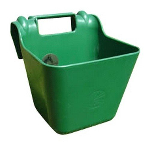Fisher Alvin P113 Hook Portable Over Feeder (13.5L) (Green)
