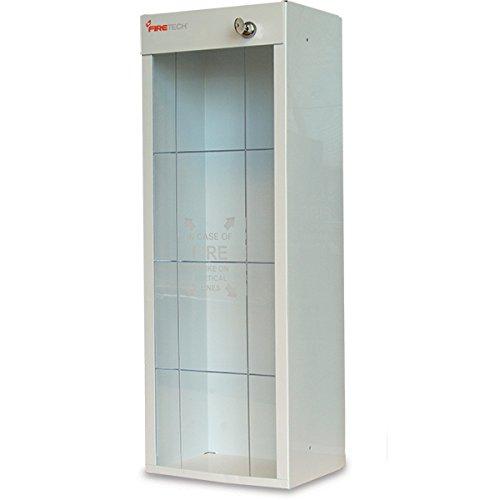 FireTech Economy Metal Extinguisher Cabinet, 25 3/4''H x 9 1/2''W x 6 1/4''D