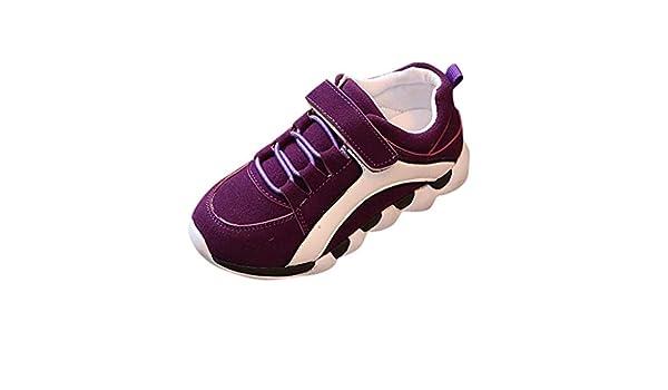 Alaso Chaussures Bébé Zapatillas de deporte para niño o niña, de ...