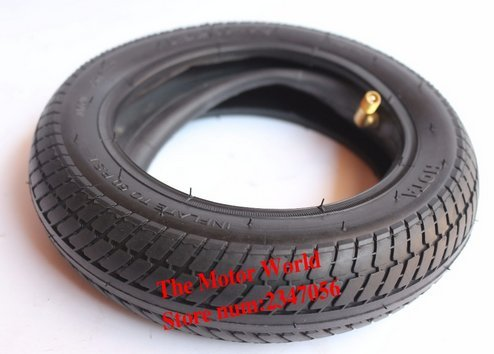 scooter 8 1/2x2(50-134) trye (8' 1/2' x2 inch) Tire for Gas Electric inner tube included 8.5x2 tyre by scooter (Image #1)