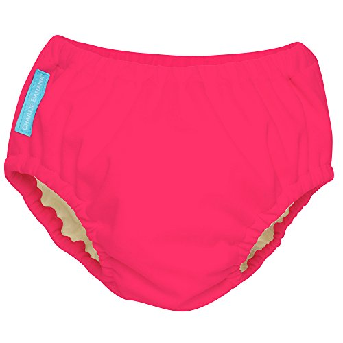 Charlie Banana Reusable Swim Diaper, Fluorescent