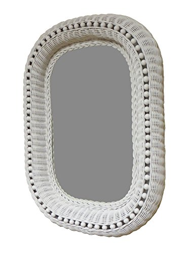 Spice Islands MR-W Classic Mirror, White