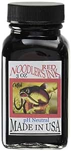 Noodlers Ink 3 Oz Red