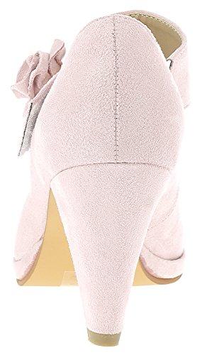 Rosa Zapatos De Mujer Para Conti Andrea Vestir x5ZHFYZq