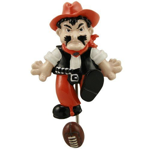 (NCAA Oklahoma State Cowboys Mascot Wall Hook)