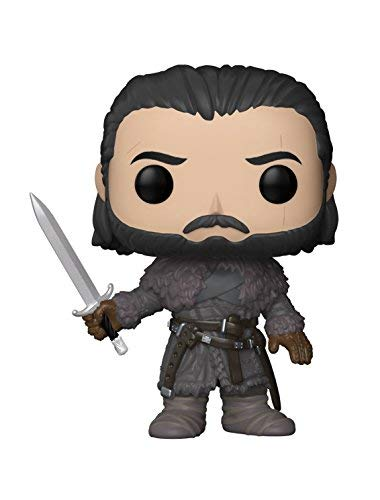 Funko Pop! - Jon Snow (Beyond The Wall) Figura de Vinilo 29166