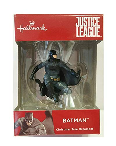 Hallmark Justice League Batman 2018 Christmas Ornament