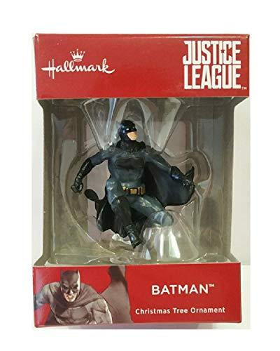Hallmark Justice League Batman 2018 Christmas Ornament ()