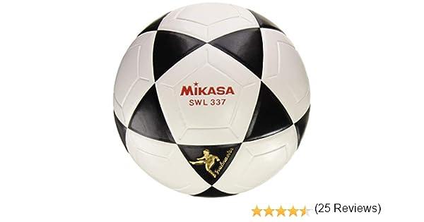 MIKASA SWL-337 Futbol Sala Balón FS: Amazon.es: Deportes y aire libre