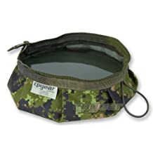 Washbasin - Cadpat Field Tactical Zippered Waterproof