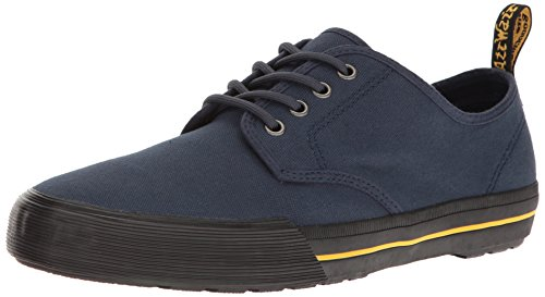Dr. Martens Unisex-erwachsene Pressler Sneaker, Rot, 41 Eu Blau Unisexe Adulte Sneaker Pressler, Rouge, Bleu