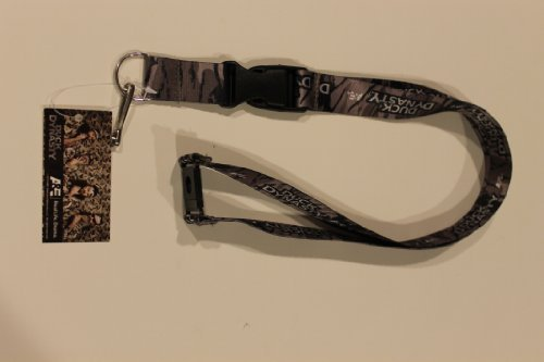 (Duck Dynasty Lanyard / ID Badge Holder / Whistle Holder / Key Chain by Creedence Holdings,)