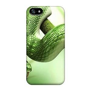 For Iphone 5/5s Fashion Design 3d Snake Cases-qRd779hkEw
