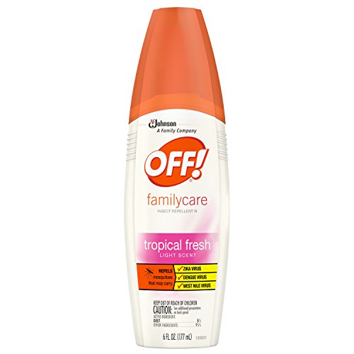 OFF! FamilyCare Insect Repellent III Tropical Fresh 6 fl oz by OFF!