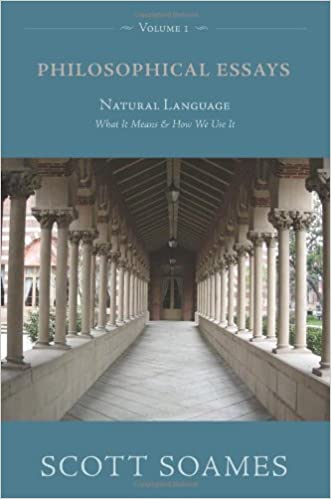 amazon com philosophical essays volume natural language what  philosophical essays volume 1 natural language what it means and how we use it 1st edition
