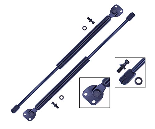 2 Pieces (SET) Tuff Support Liftgate Lift Supports 1997 To 2004 Mitsubishi Montero Sport (Mitsubishi Montero Parts)
