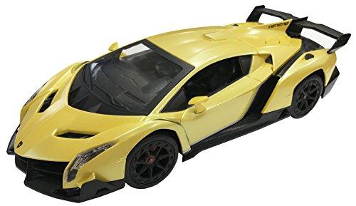 Details about 1/24 RC Car Lamborghini Veneno Gold 866 , 2425 G Radio  Control Car 996