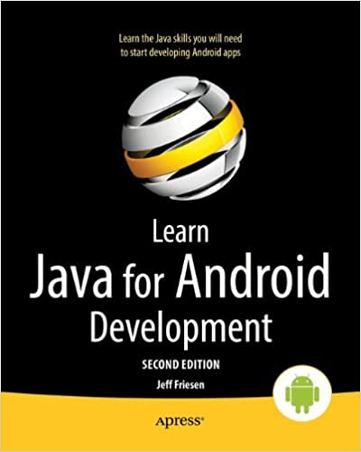 Learn Java for Android Development - Jeff Friesen  [PDF]