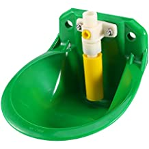 Automatic Drinker Waterer Cups Bowl For Cattle Sheep Pig Horses Piglets Livestock Water Watering Drinker