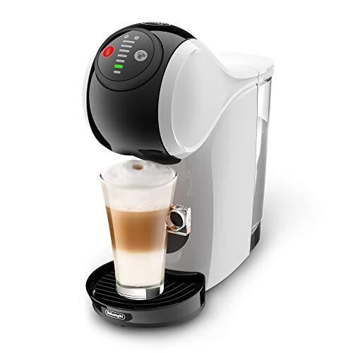 De'Longhi Nescafé Dolce Gusto Genio S EDG225.W - Máquina para café expreso y otras bebidas automáticas, color blanco