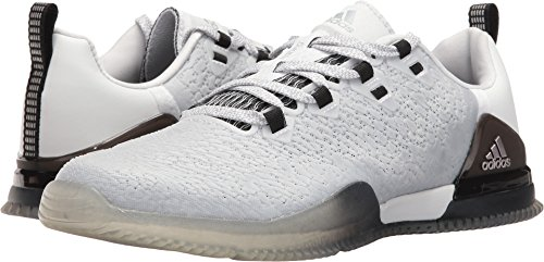 adidas Women's Shoes | Crazypower TR Cross-Trainer, White/Vapour Grey/Clear Grey, (9 M US) by adidas