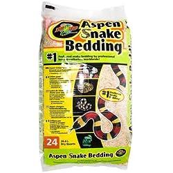 Zoo Med Aspen Snake Bedding (24 qt)