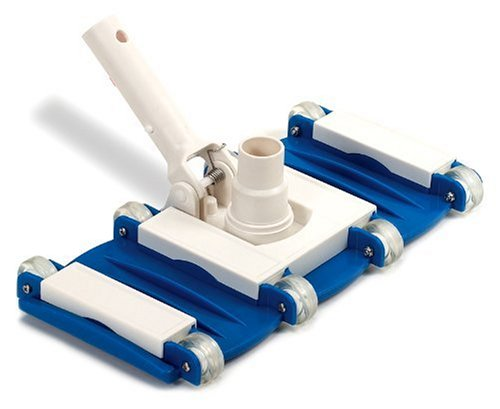 Swimline 8150 Weighted Flex Vacuum Head, Blue 8150 SWIMLINE